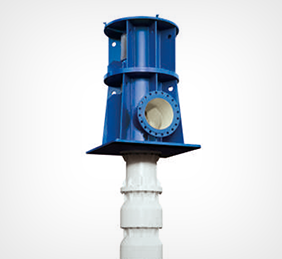 Vertical Turbine Multistage