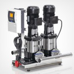 Jockey Pump - Vertical Multistage