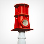 Disel Fire Pump - Vertical Turbine