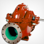 Disel Fire Pump - Split Case