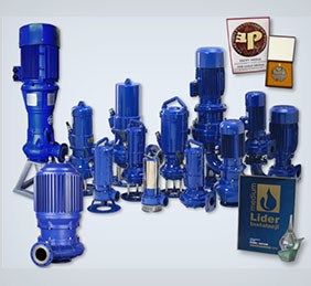 Sewage Pump - Submersible