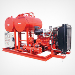 Disel Fire Pump - Diesel Engine