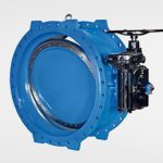 butterfly valve double