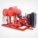 Disel Fire Pump - Diesel Engine